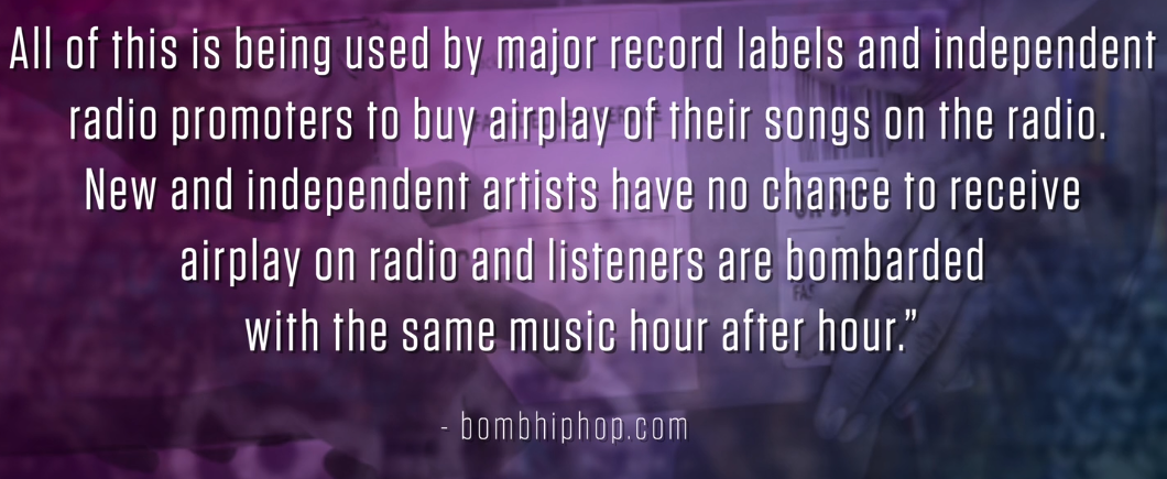 Why new artists don't have a chance to make it