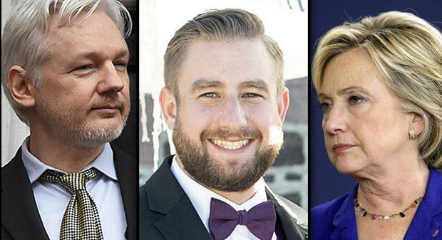 Julian Assange - Seth Rich - Hillary Clinton